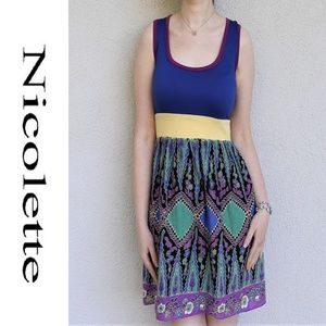 Cute Summer Dress by Nicolette